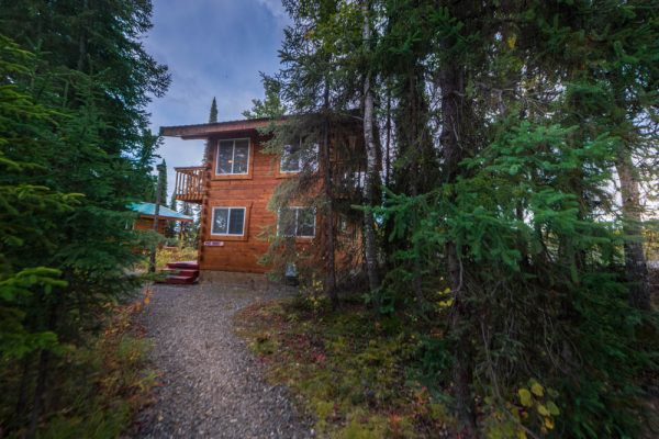 Soldotna Alaska Lodging and Cabins - A Cabin by the Pond (24)
