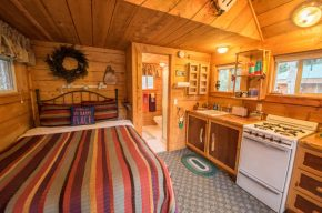Soldotna Alaska Lodging and Cabins - A Cabin by the Pond (37)