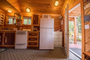Soldotna Alaska Lodging and Cabins - A Cabin by the Pond (40)