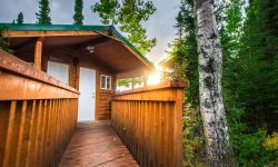 Soldotna Cabin Rental - Cabin by the pond (17)